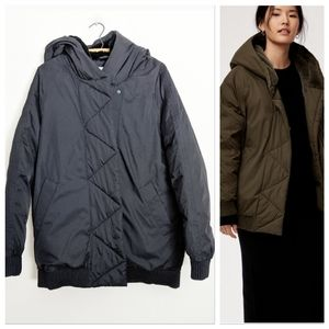 Aritzia The Group Babaton Masey Parka Goose Down